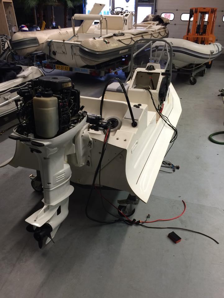 Motor & Rib Reparatie